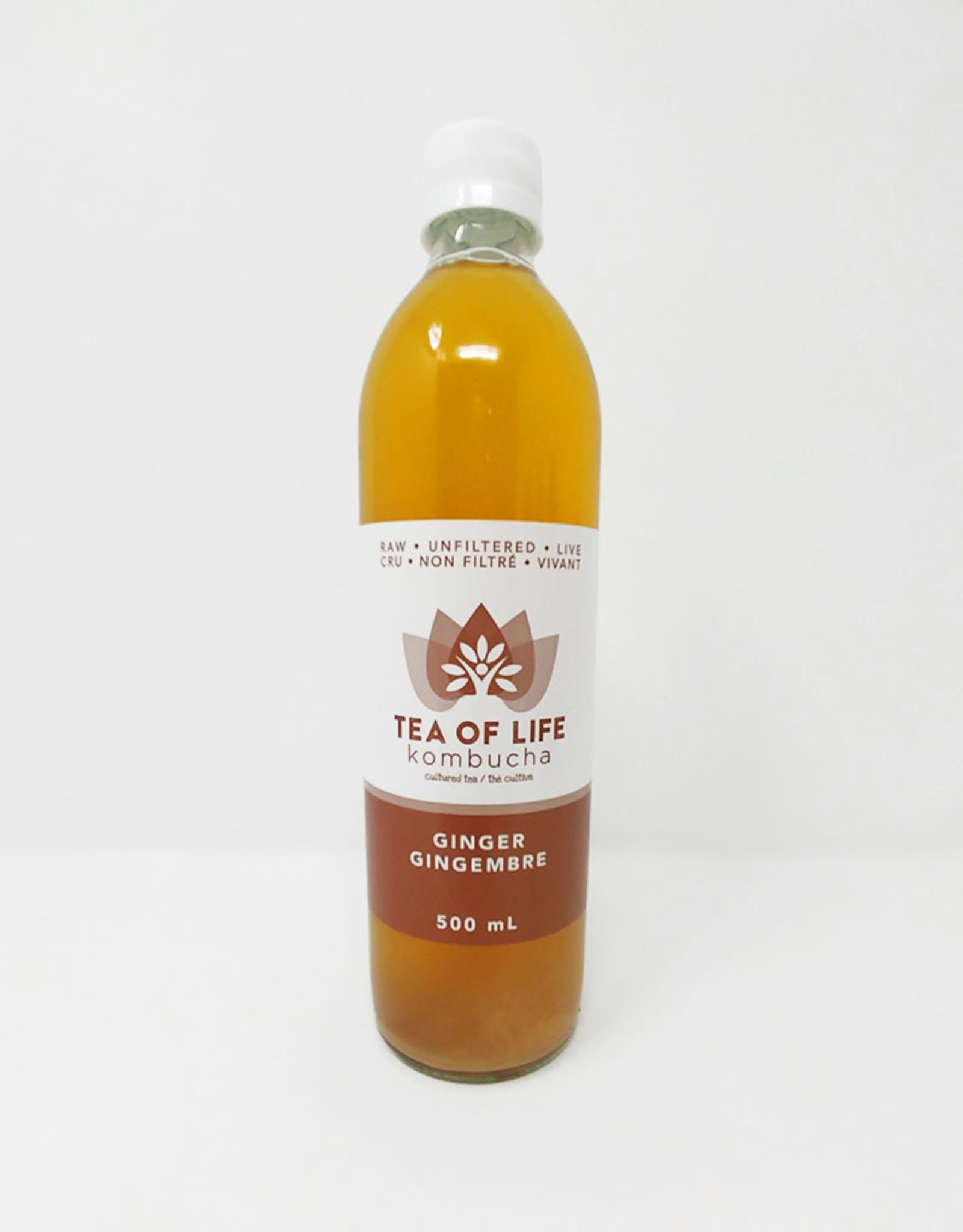 Tea of Life Tea of Life - Kombucha, Ginger