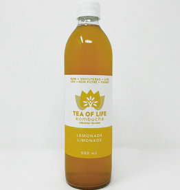 Tea of Life Tea of Life - Kombucha, Lemonade