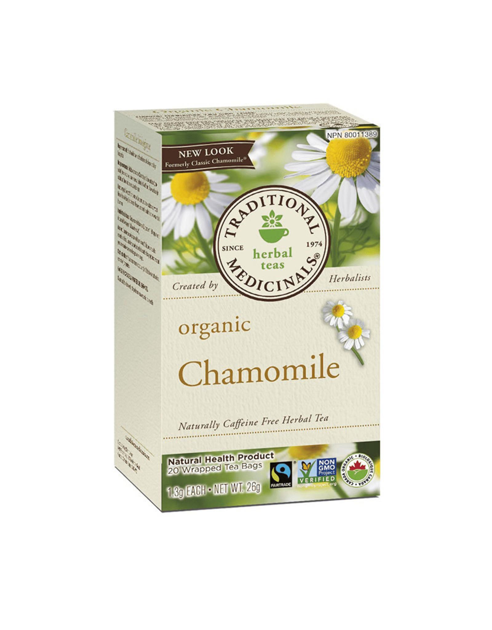 Traditional Medicinals Traditional Medicinals - Herbal Tea, Organic Chamomile