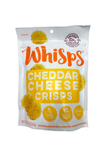 Whisps Whisps - Cheddar Cheese Crisps, 60g