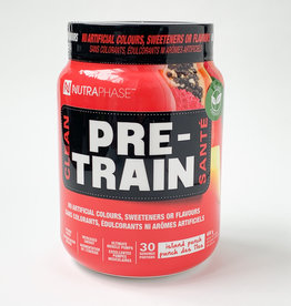 Nutraphase Nutraphase - PreTrain, Island Punch (450g)