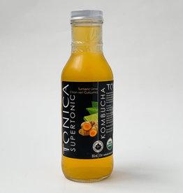 Tonica Tonica - Kombucha, Tumeric Lime Supertonic (355ml)