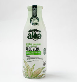 Simplee Aloe Simplee Aloe - Aloe Vera Liquid Supplement, 500ml