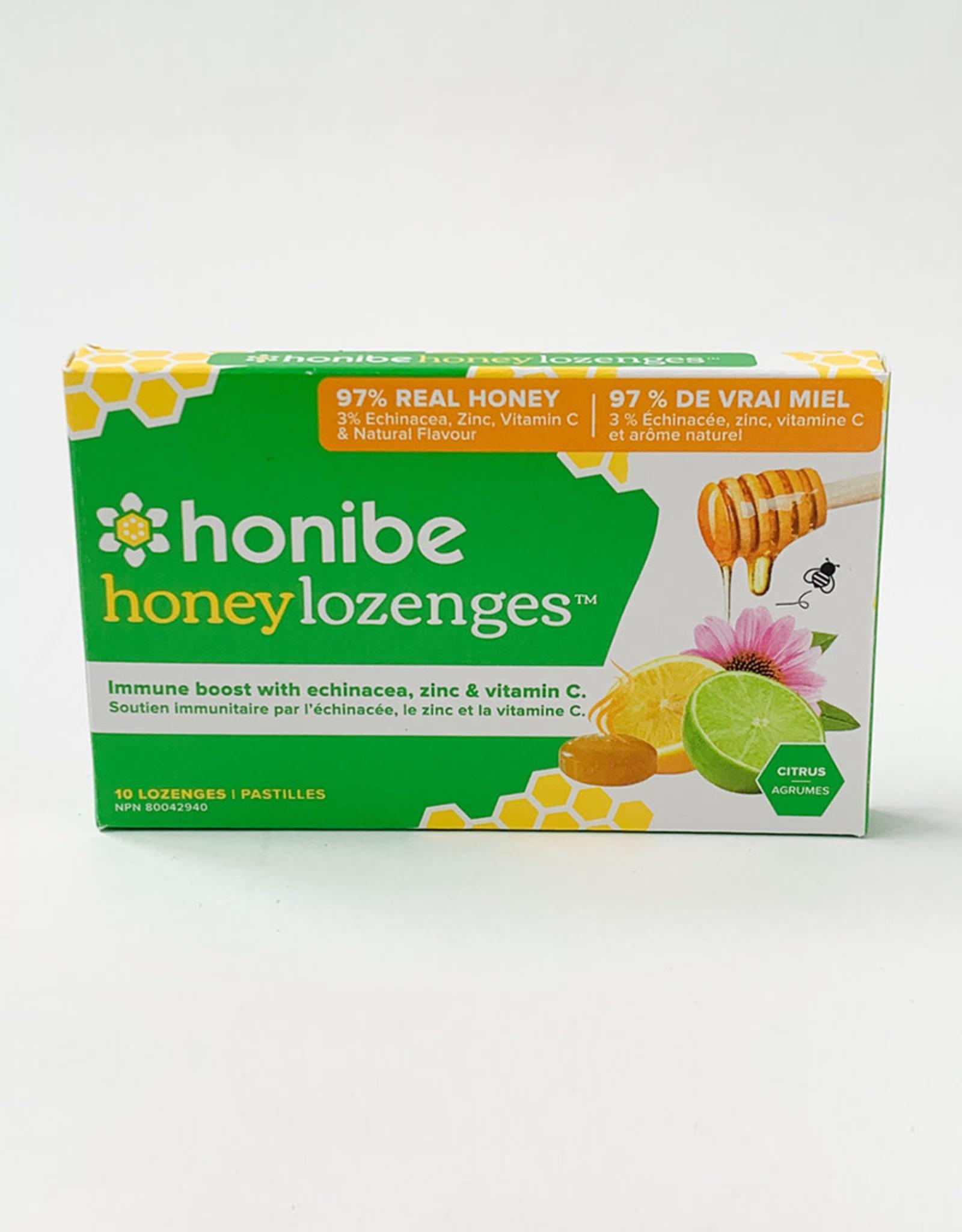 Honibe Honibe - Honey Lozenges, Citrus