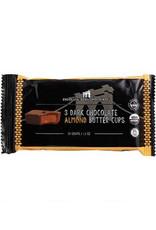 Brooklyn Born Chocolate Brooklyn - Dark Chocolate Cups, Almond Butter (34g)