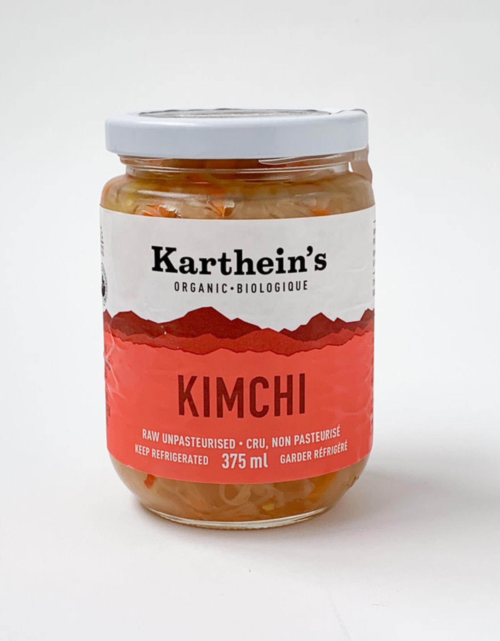 Karthein's Kartheins - Organic Kimchi, 375ml