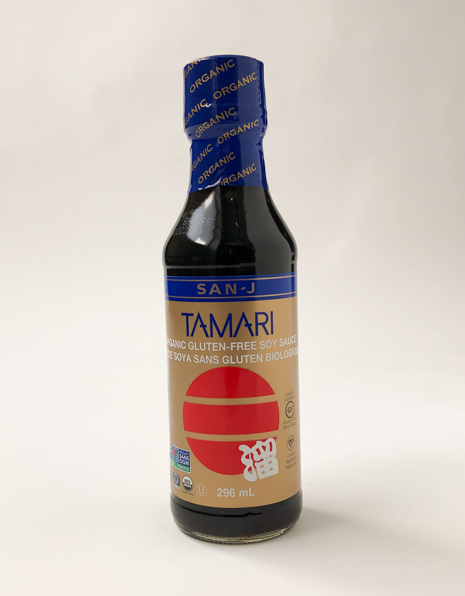 SAN-J SAN-J - Tamari GF Organic, 296ml