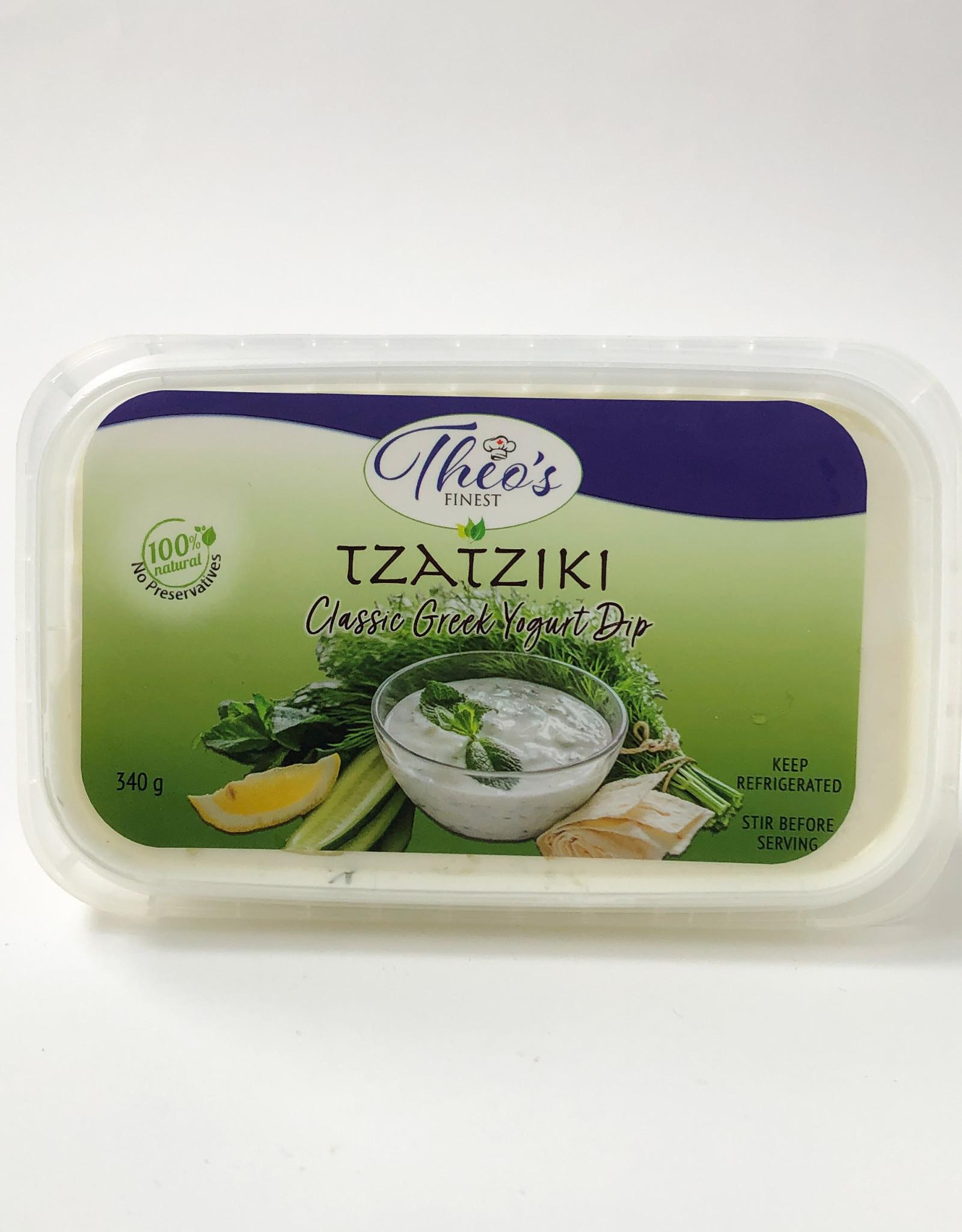 Theos Fine Foods Theos Fine Foods - Tzatziki Dip
