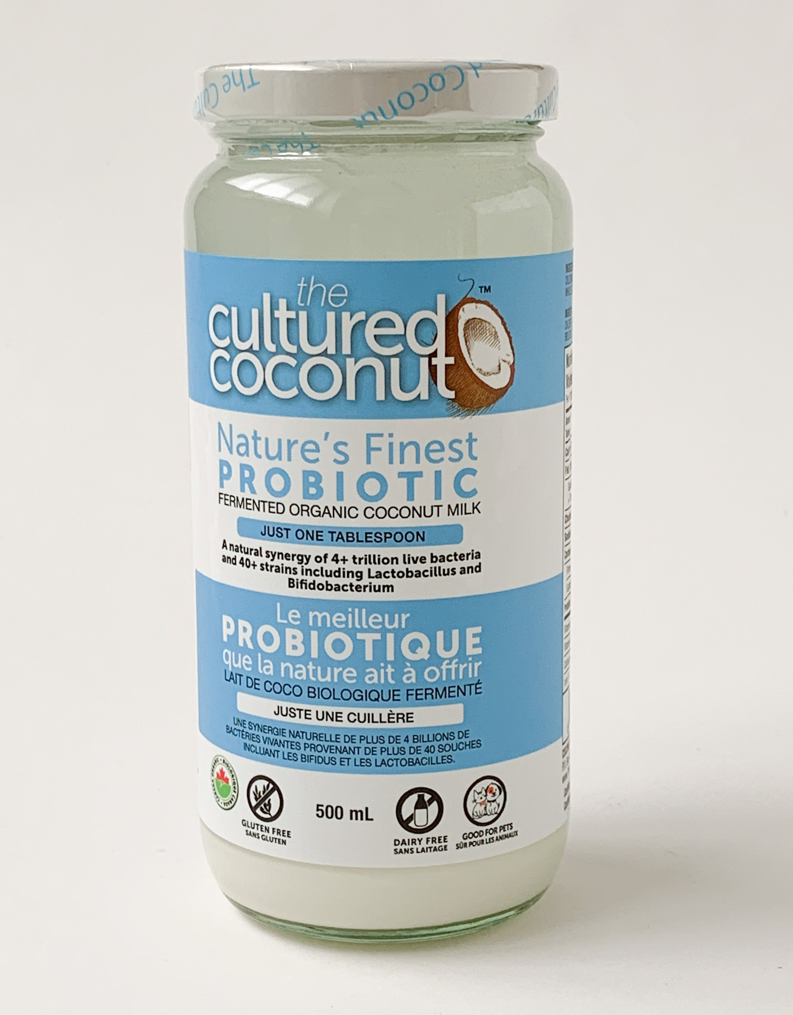 The Cultured Coconut Cultured Coconut Kefir