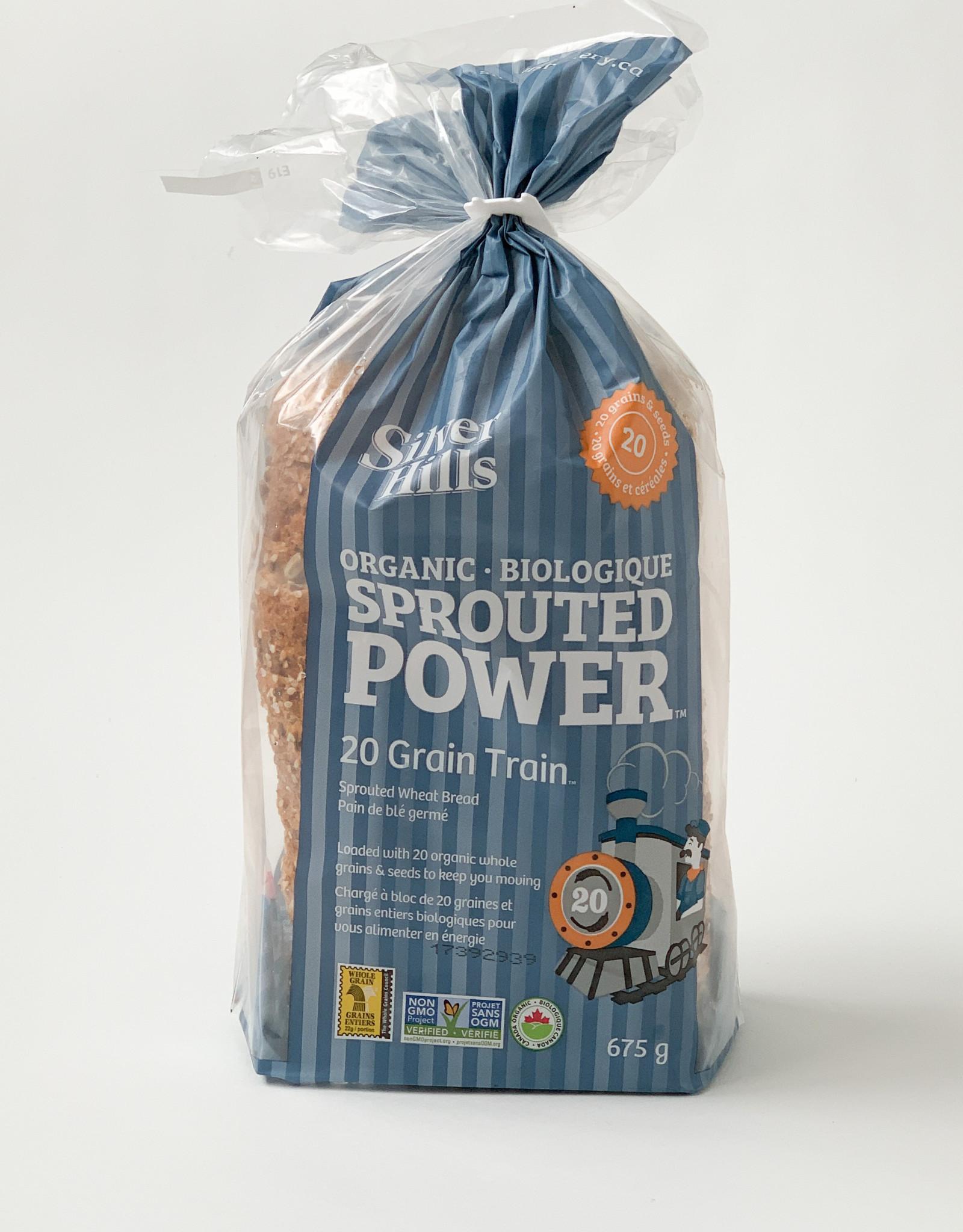 Silver Hills Bakery Silver Hills - Bread, 20 Grain