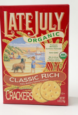 Late July Late July - Crackers, Classic Rich