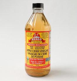 Bragg Bragg - Apple Cider Vinegar, Raw Unfiltered (473ml)