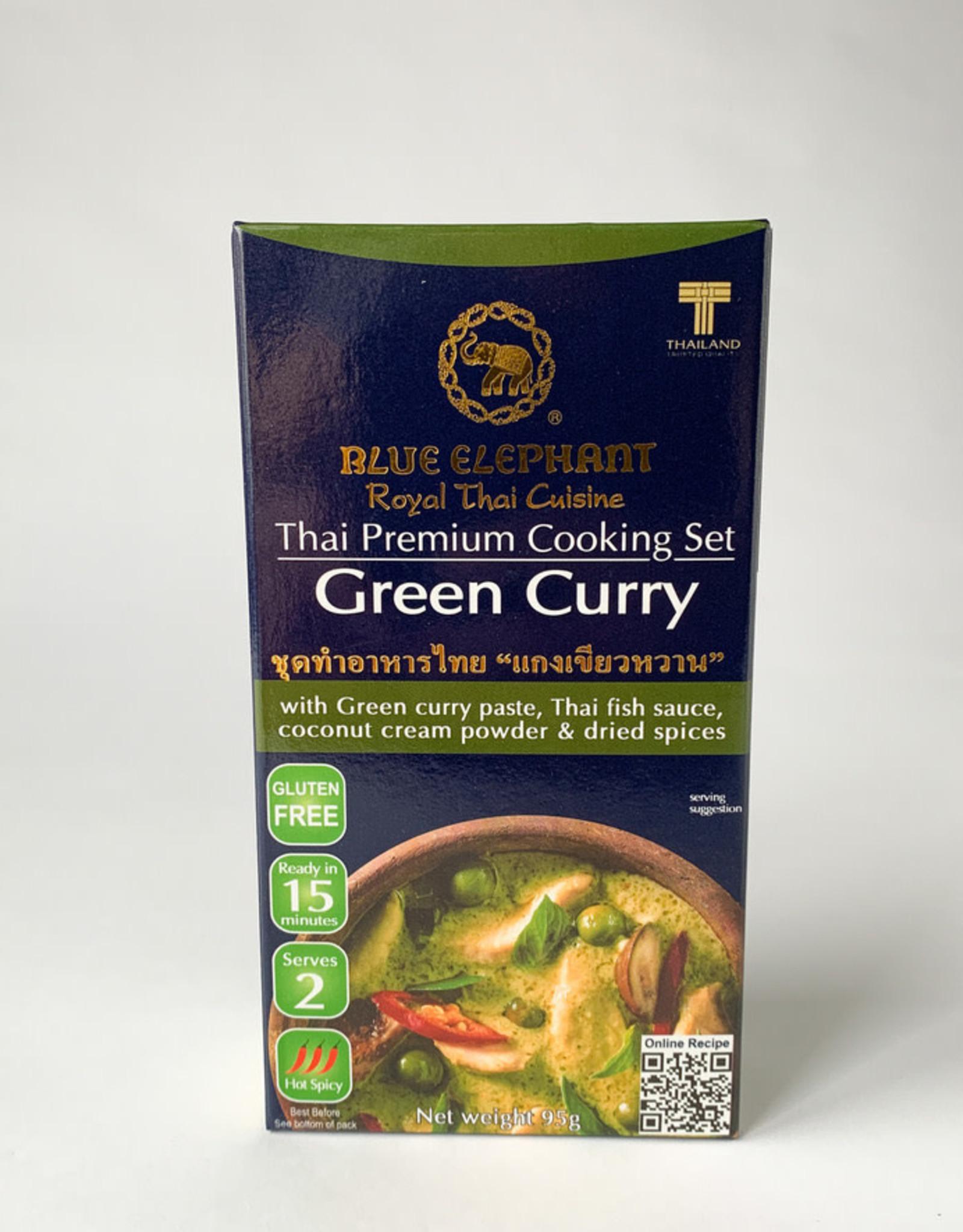 Blue Elephant Blue Elephant Green Curry Kit