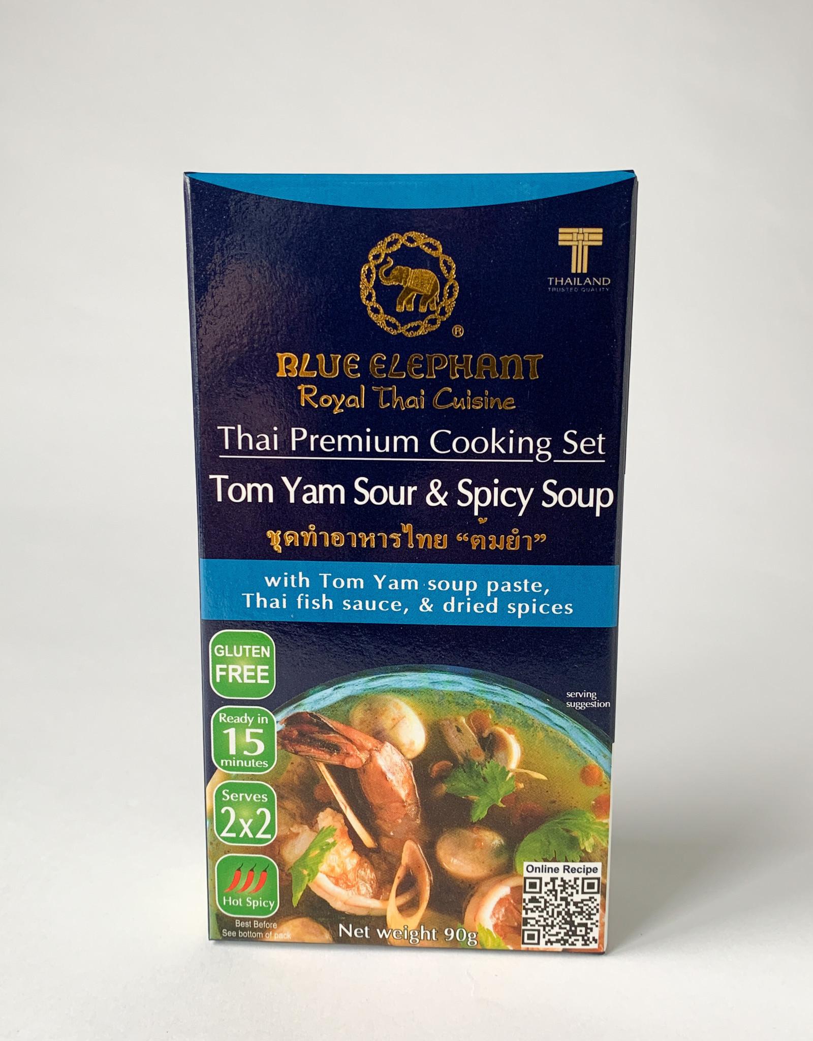 Blue Elephant Blue Elephant Tom Yum Soup Kit