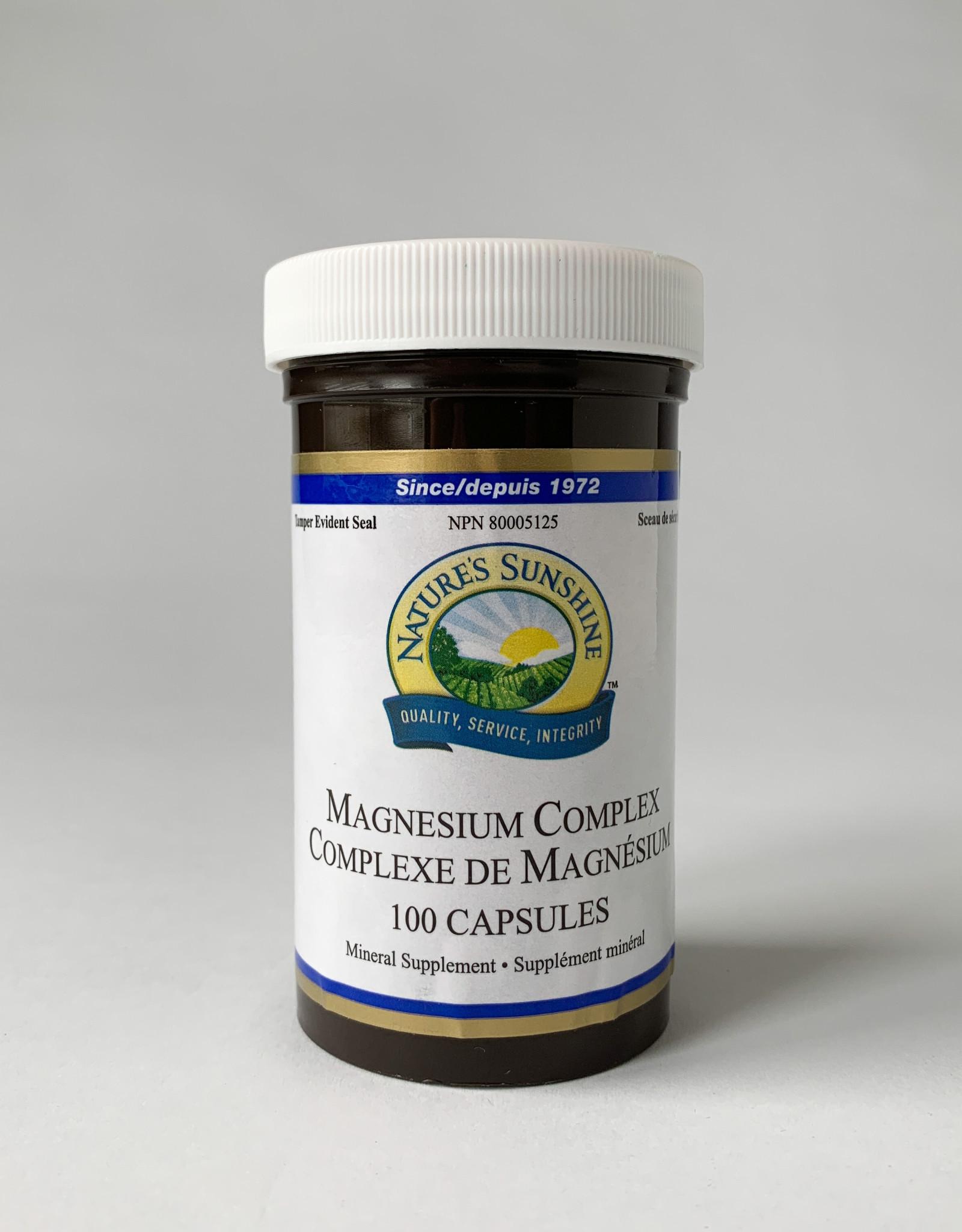 Natures Sunshine NS - Magnesium Complex