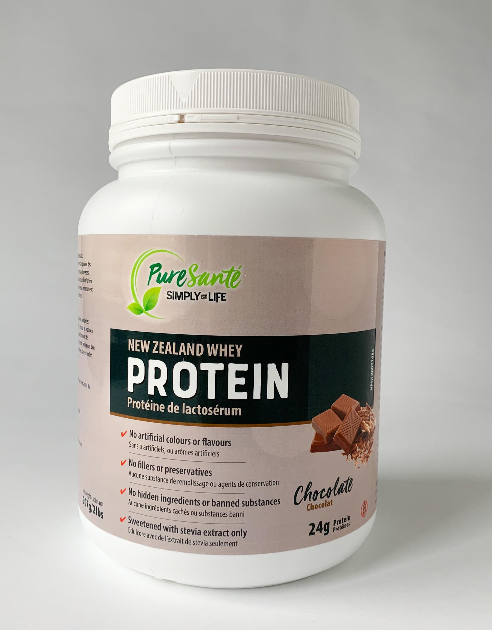 Pure Sante SFL - Protein Powder, Chocolate (2 lbs)