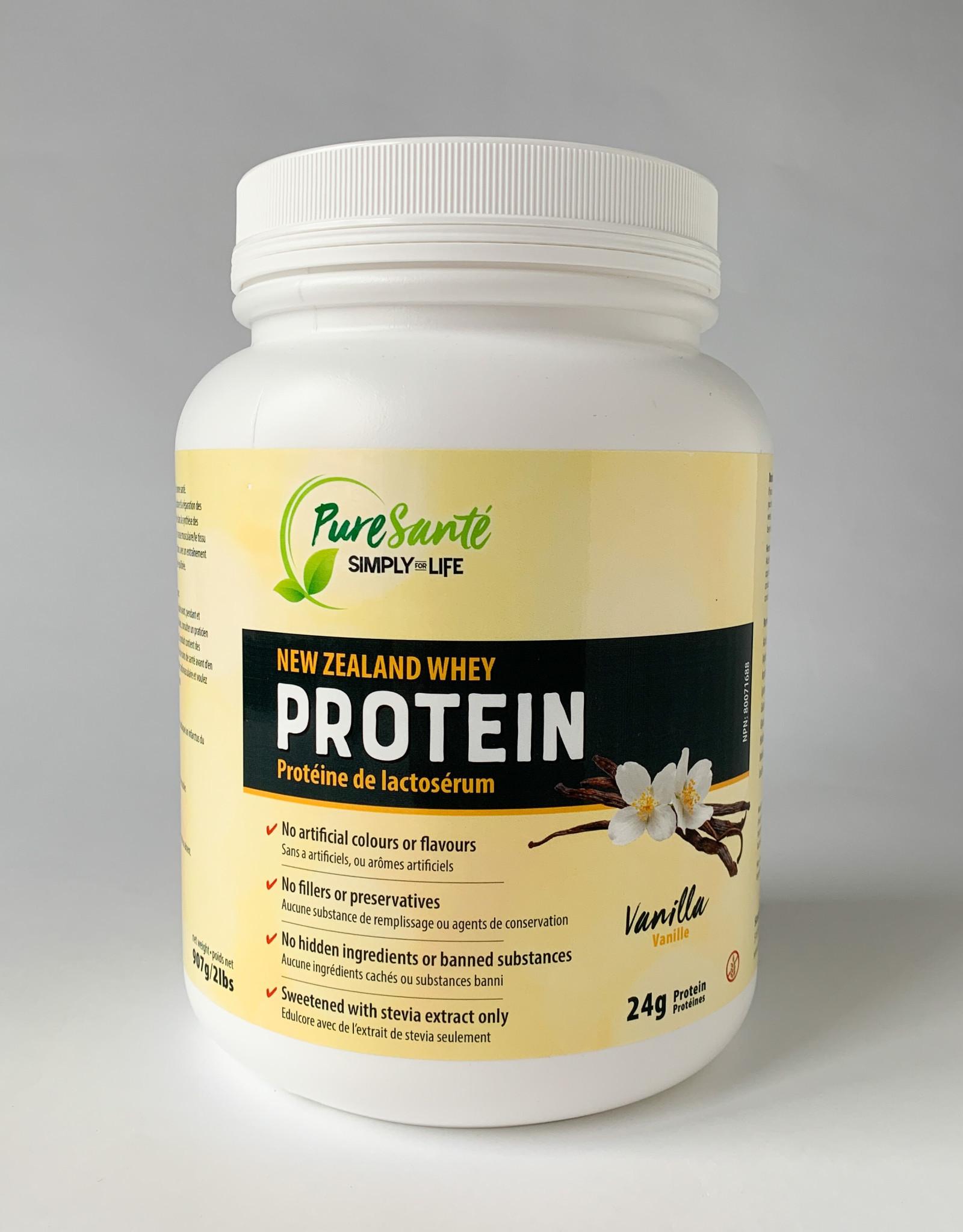 Pure Sante SFL - Protein Powder, Vanilla (2 lbs)