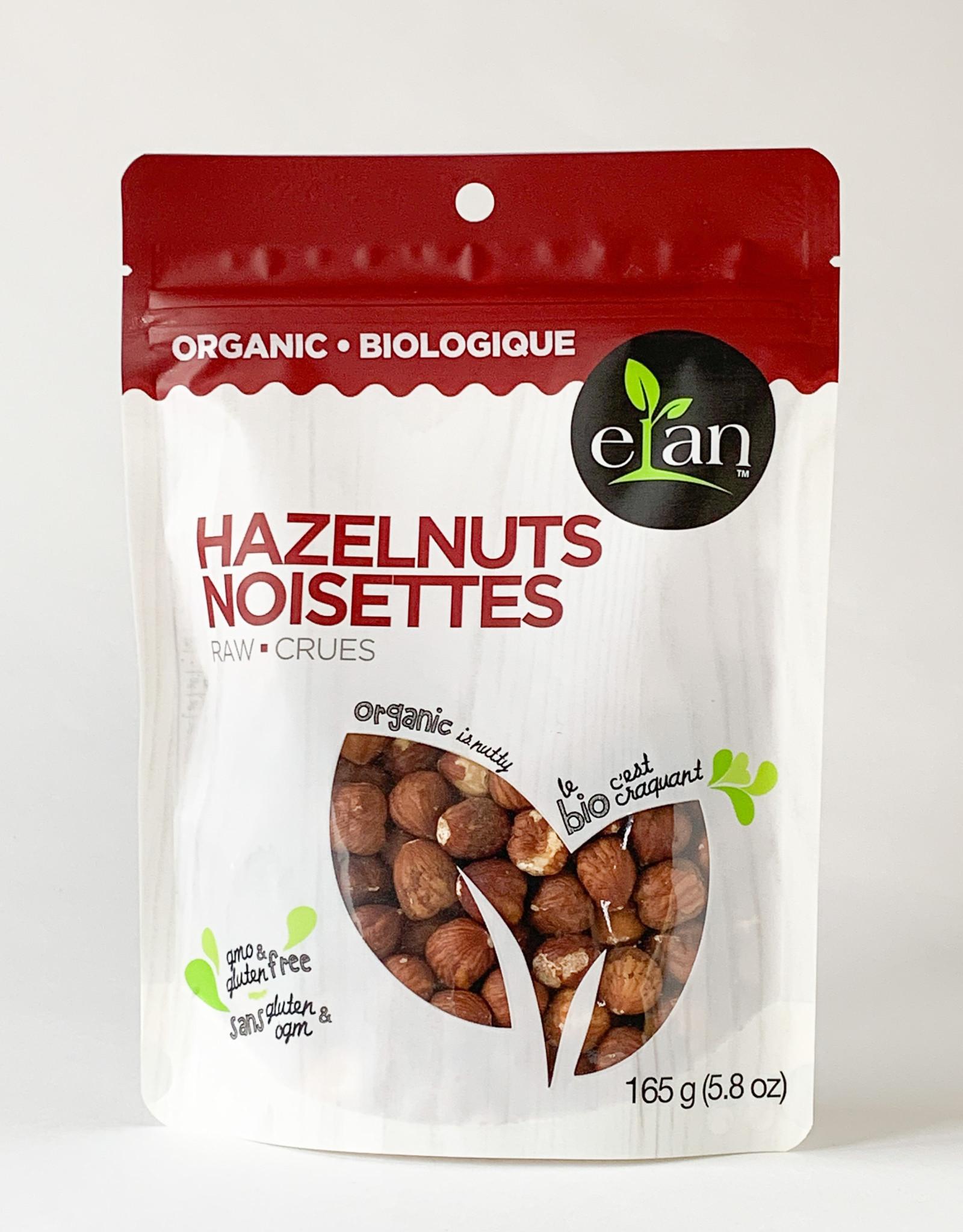 Elan Elan - Organic Hazelnuts