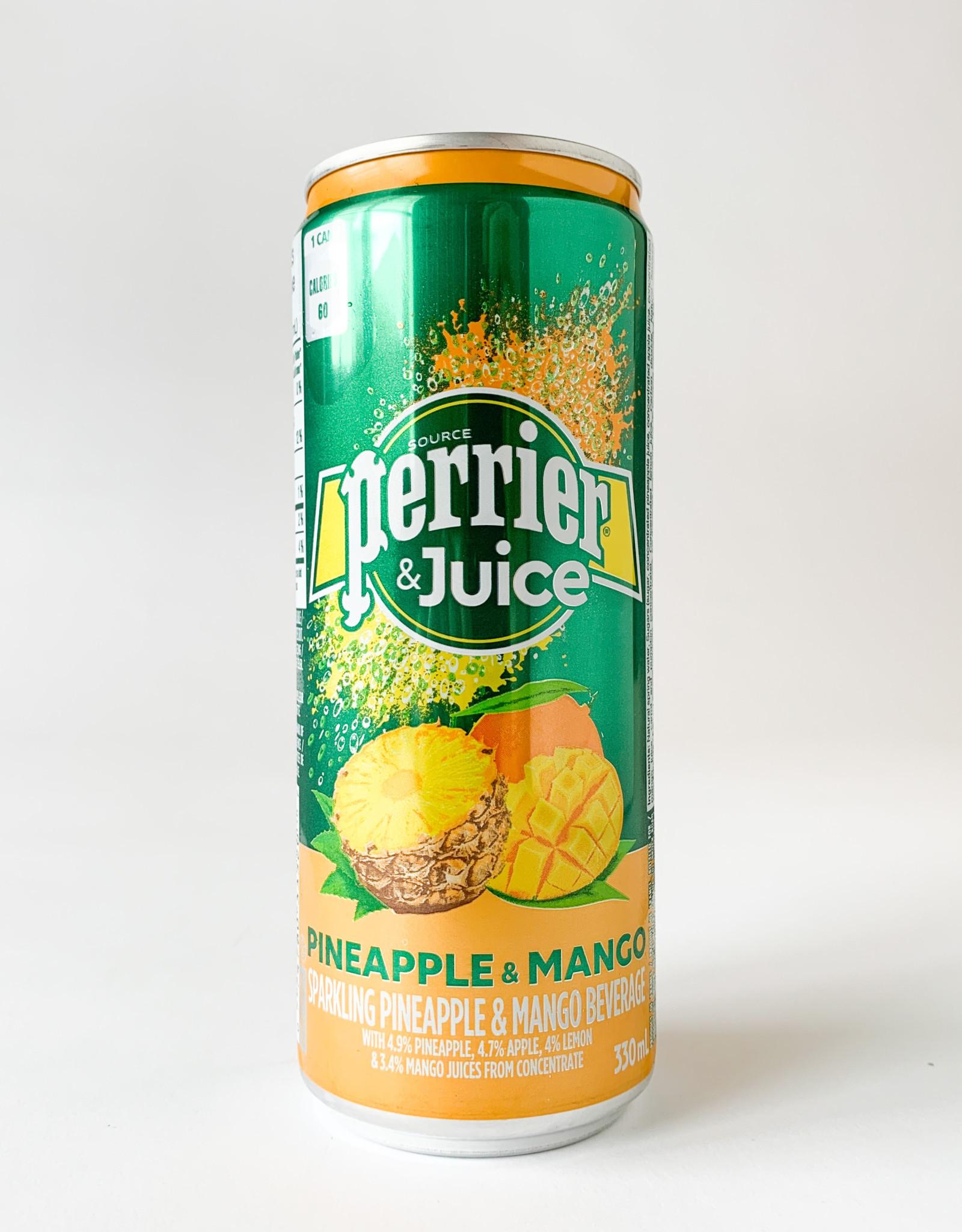 Perrier Perrier and Juice - Pineapple 330 ml