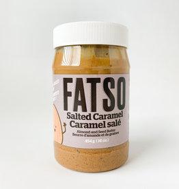 Fatso Fatso - Almond Butter,  Salted Caramel