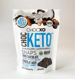 CHOCXO CHOCXO - Coconut, Almonds & Sea Salt Snaps