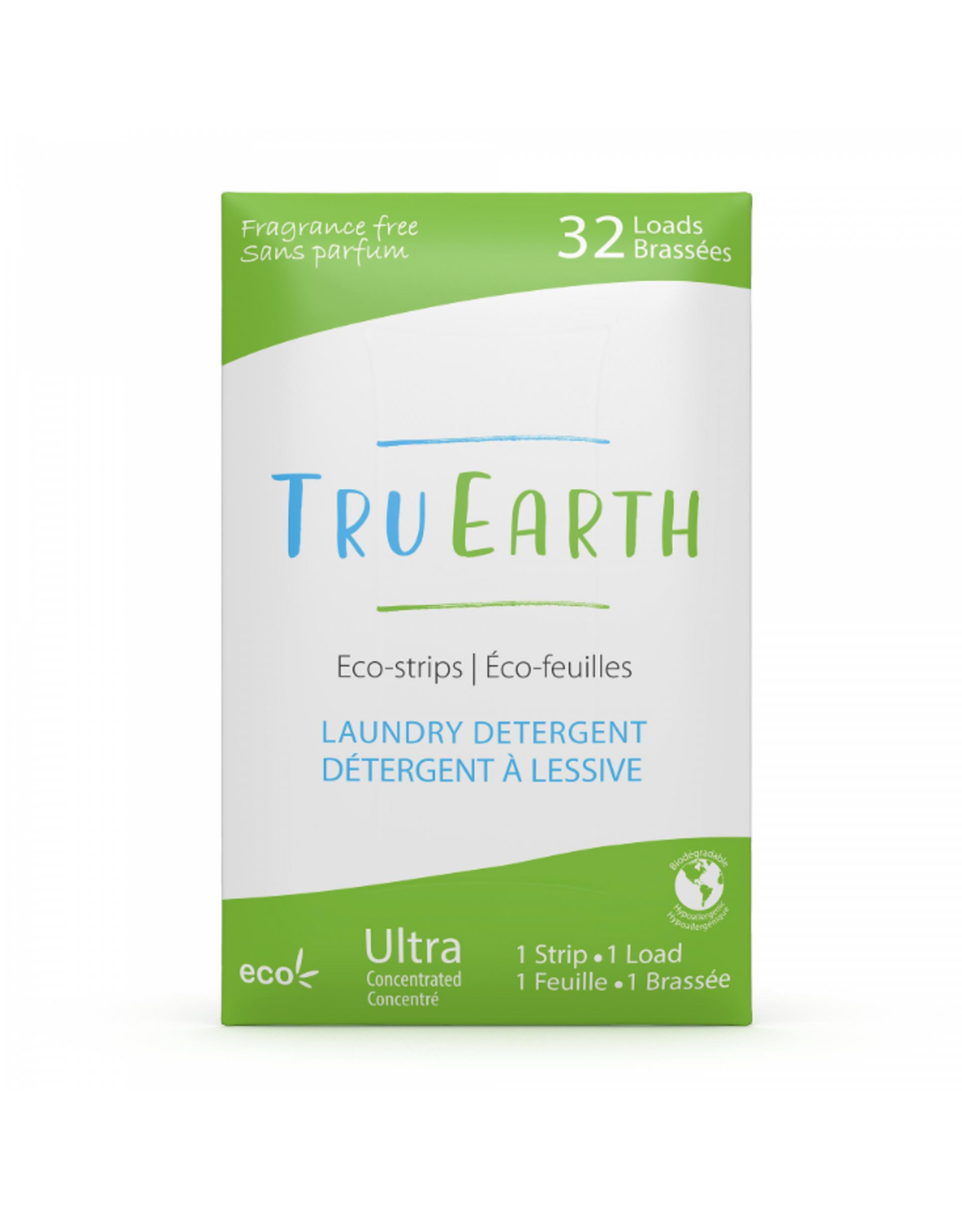 Tru Earth Laundry Detergent Strips by Tru Earth