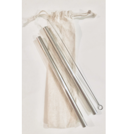 EcoFillosophy Smoothie Straw Set