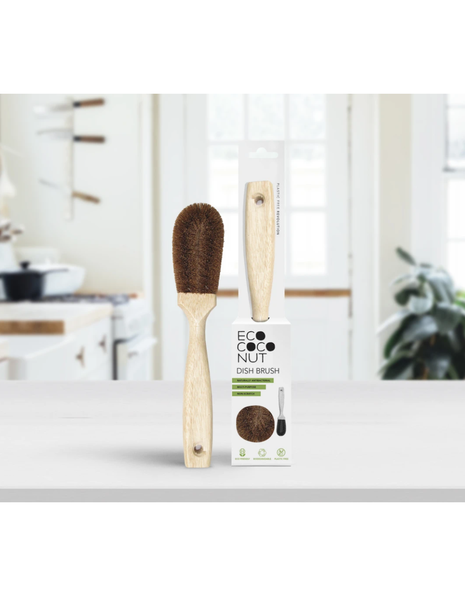 EcoCoconut Dish Brush by EcoCoconut