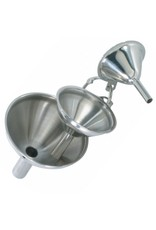 Metal Mini Funnel Set