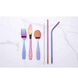ireuse2 Premium Reusable Cutlery Set - Child