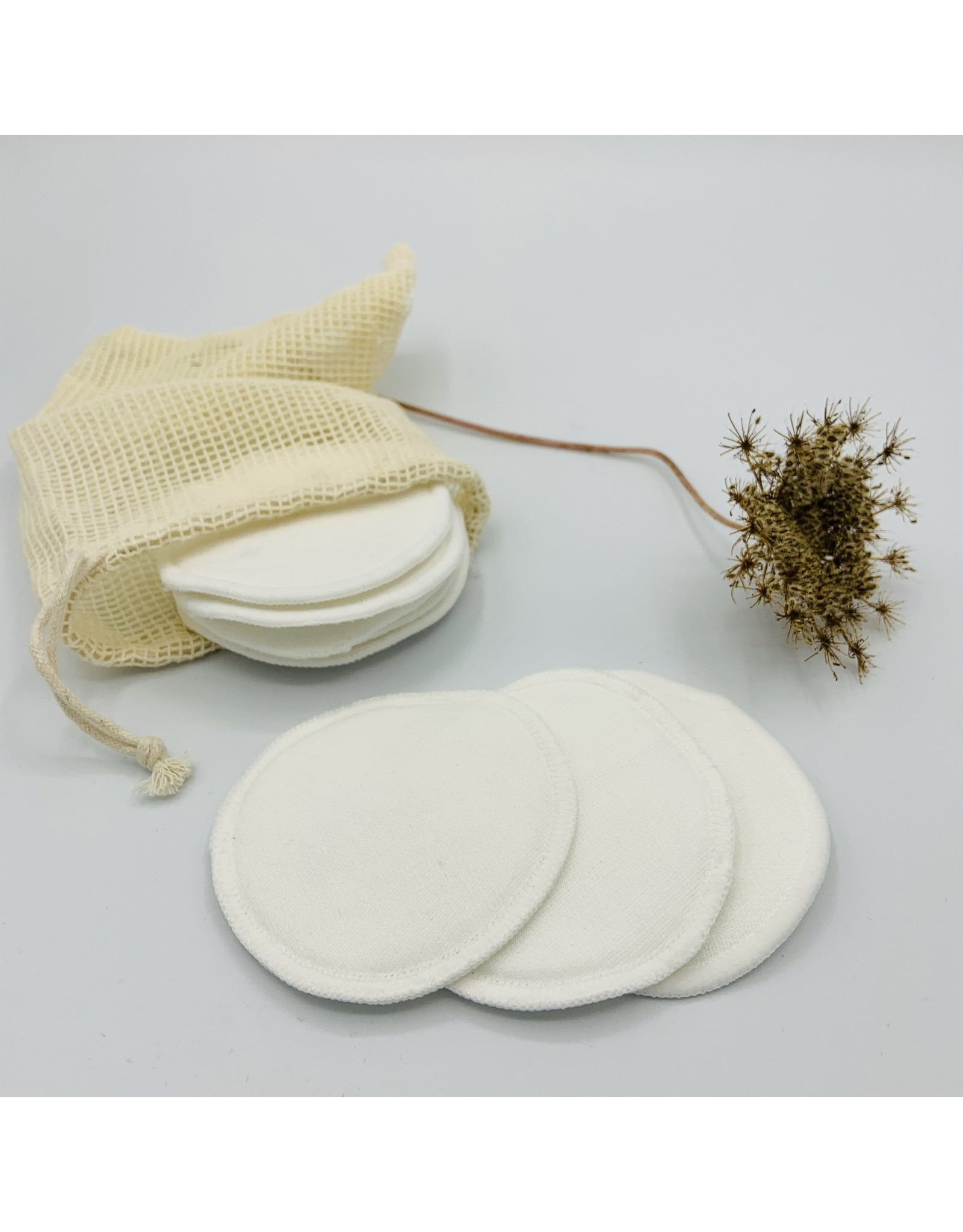 EcoFillosophy Reusable Cotton Facial Rounds