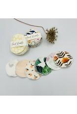 Hart Creative Co. Reusable Organic Cotton Facial Rounds
