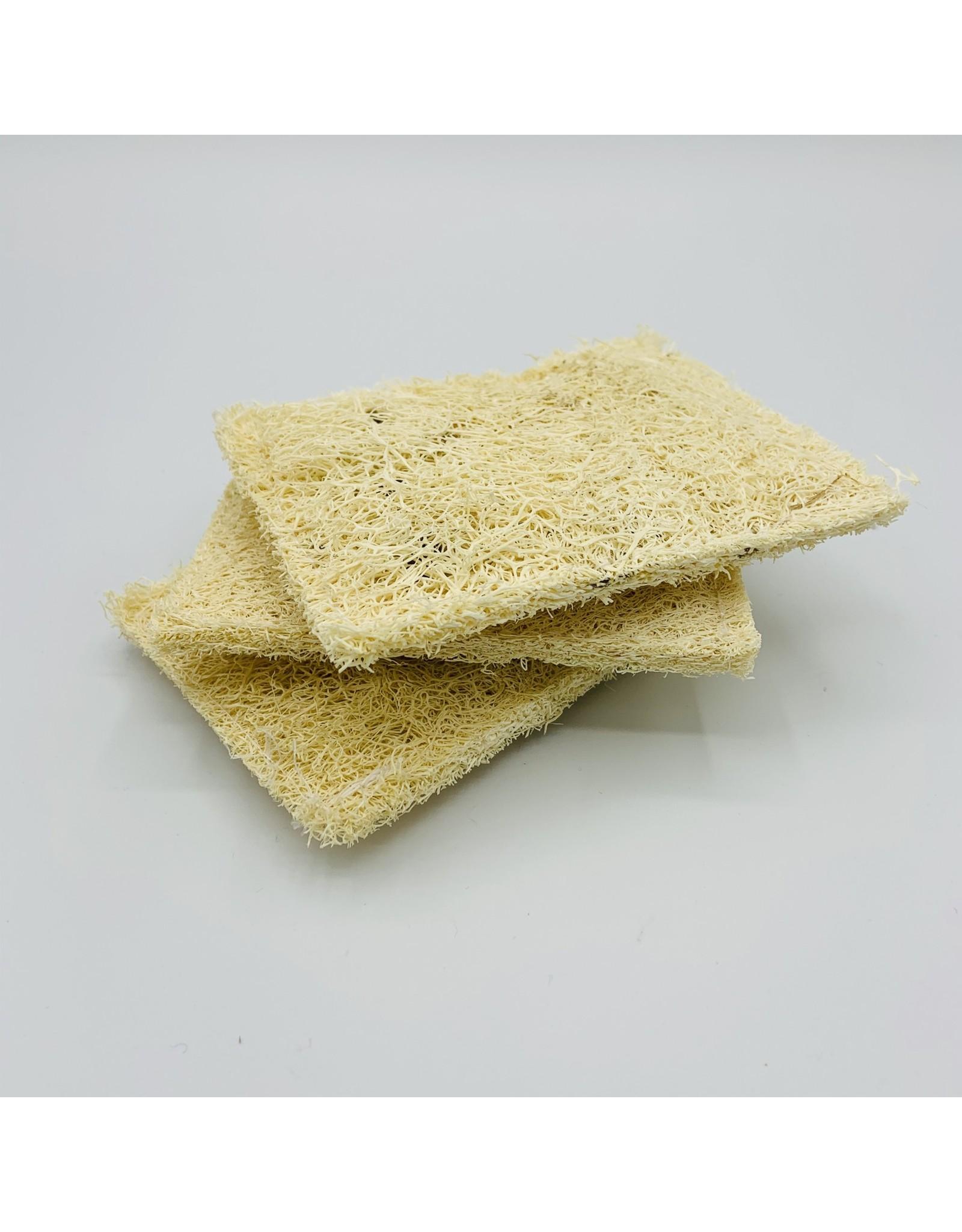 Sitti 3-Pack Bath & Body Loofah Sponges