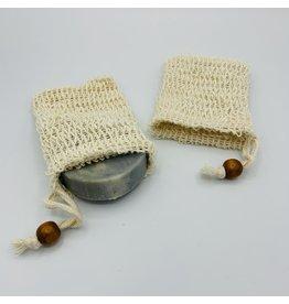 EcoFillosophy Sisal Soap Saving Bag