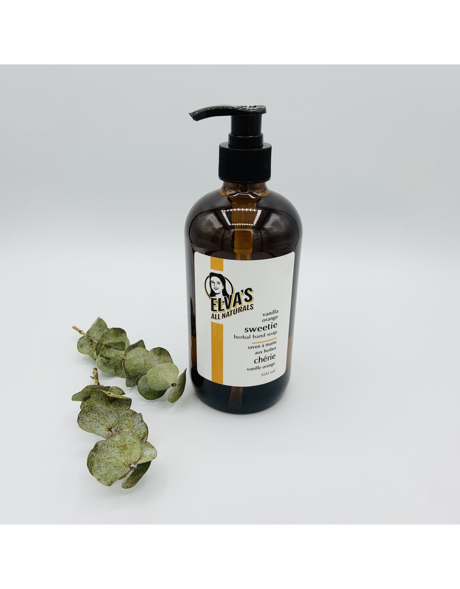 Elva's All Naturals Herbal Hand Soap by Elva's All Naturals