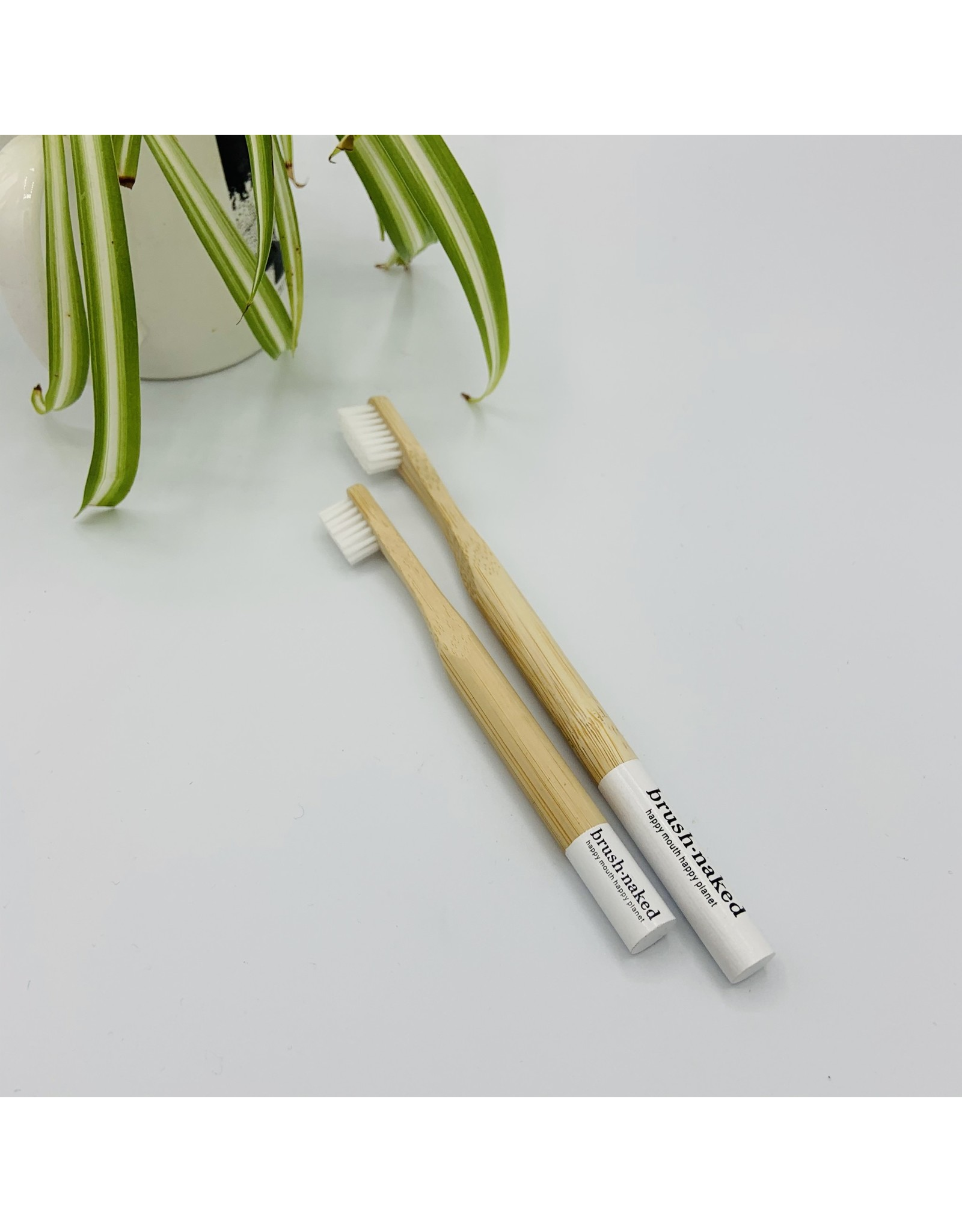 Brush Naked Bamboo ToothBrush, Child