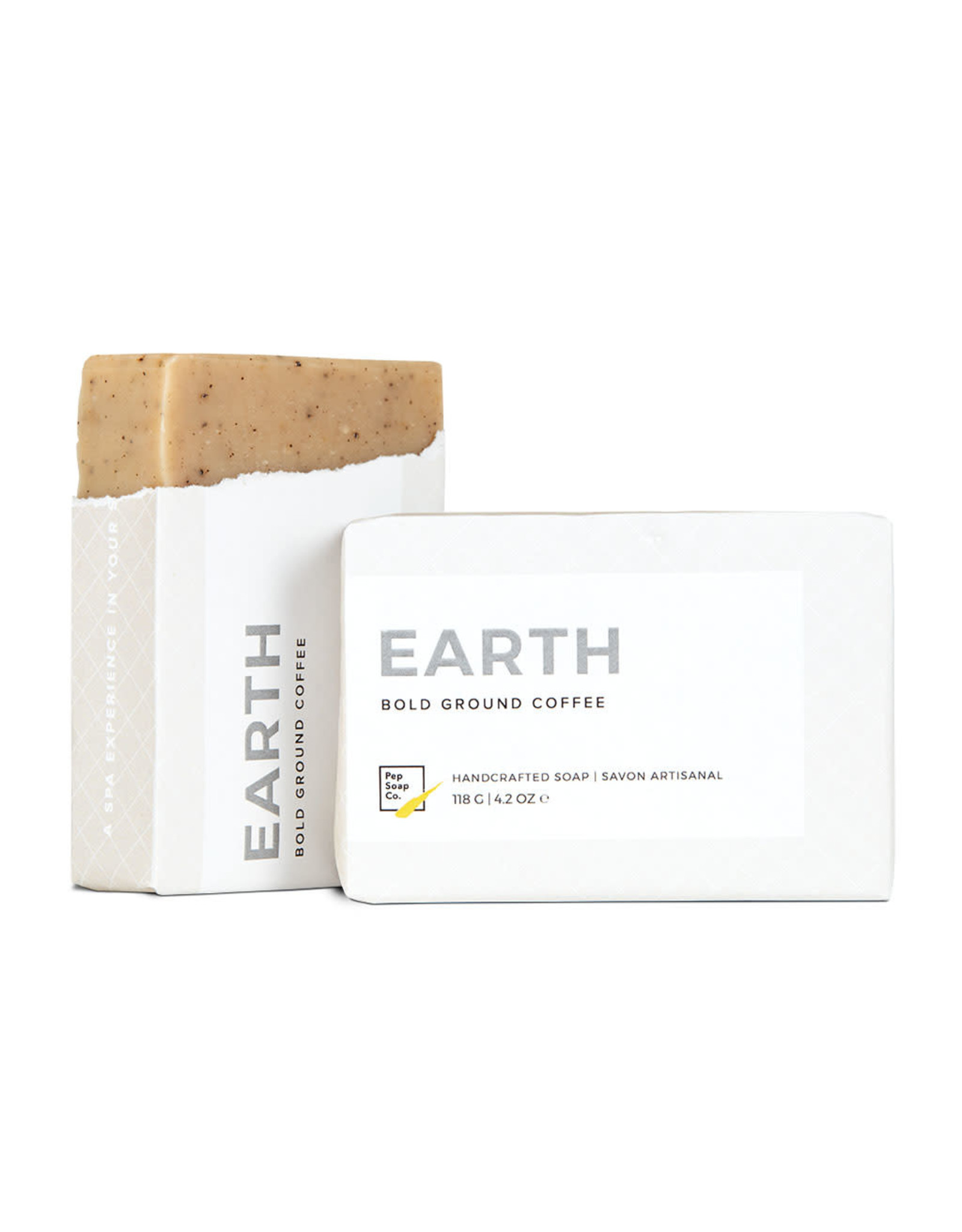 Pep Soap Co. Exfoliating Hand & Body Soap by Pep Soap Co.