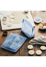 Stasher Reusable Silicone Mid Stand-up Storage Bag by Stasher