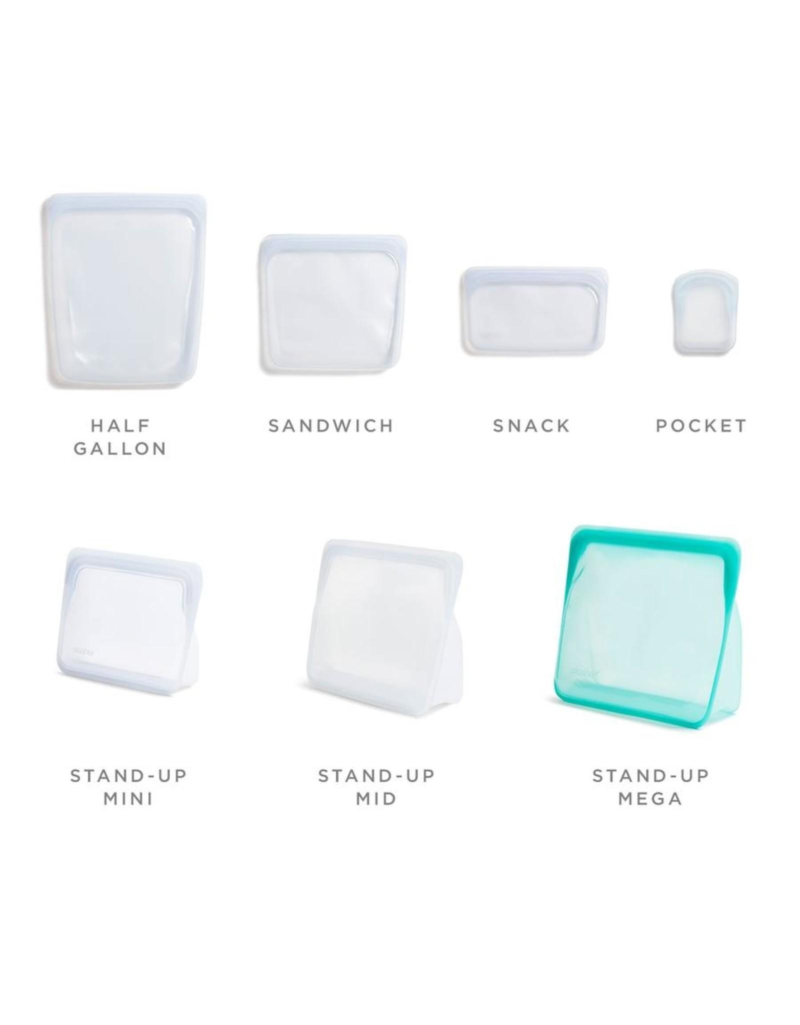 Stasher Reusable Silicone Mega Stand-Up Storage Bag