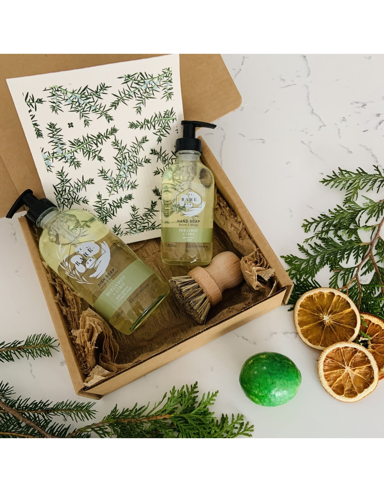 EcoFillosophy The Clean Kitchen Gift Set