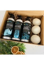 EcoFillosophy The Unscented Clean Home Gift Set