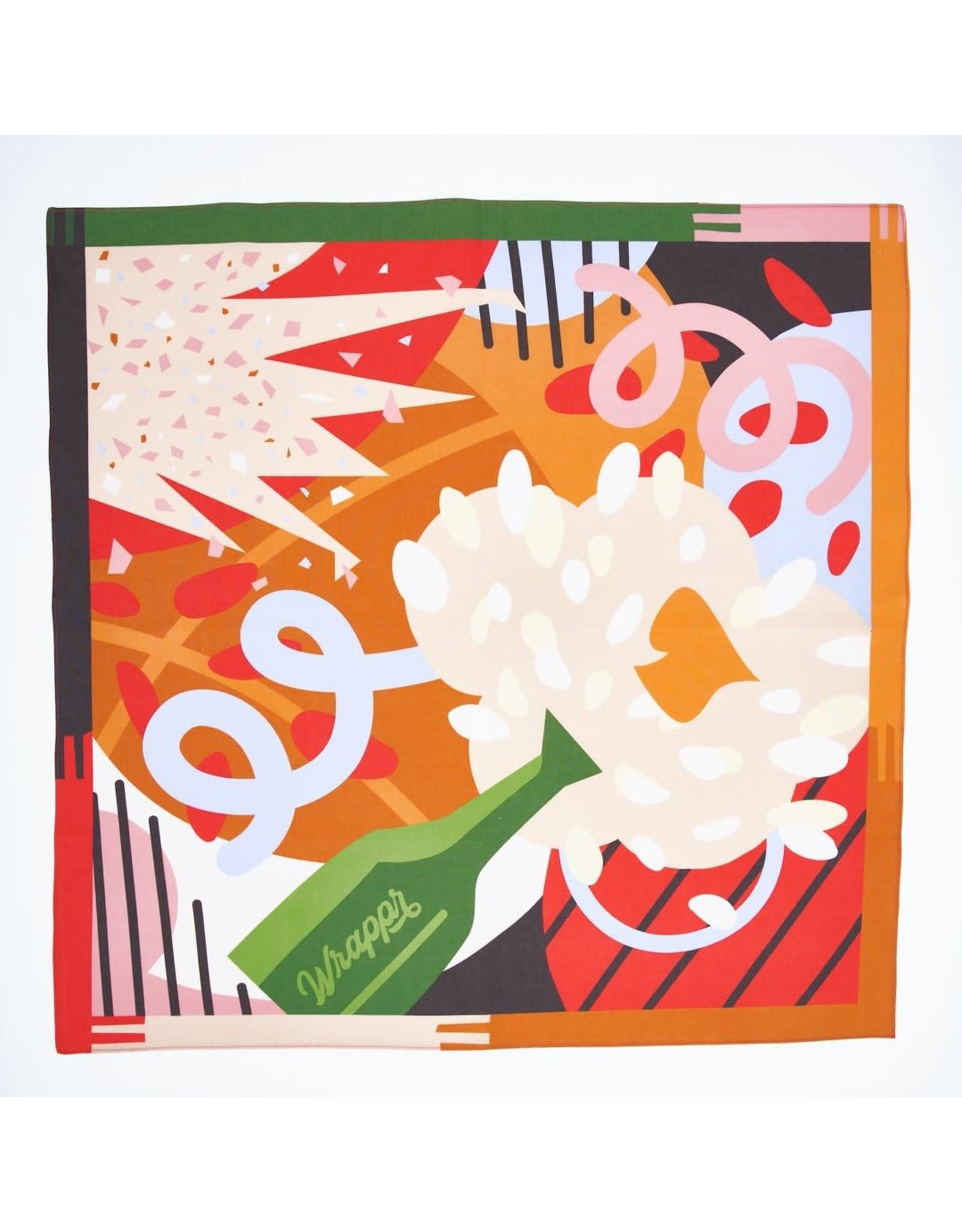Wrappr Furoshiki Fabric Wrap - Large