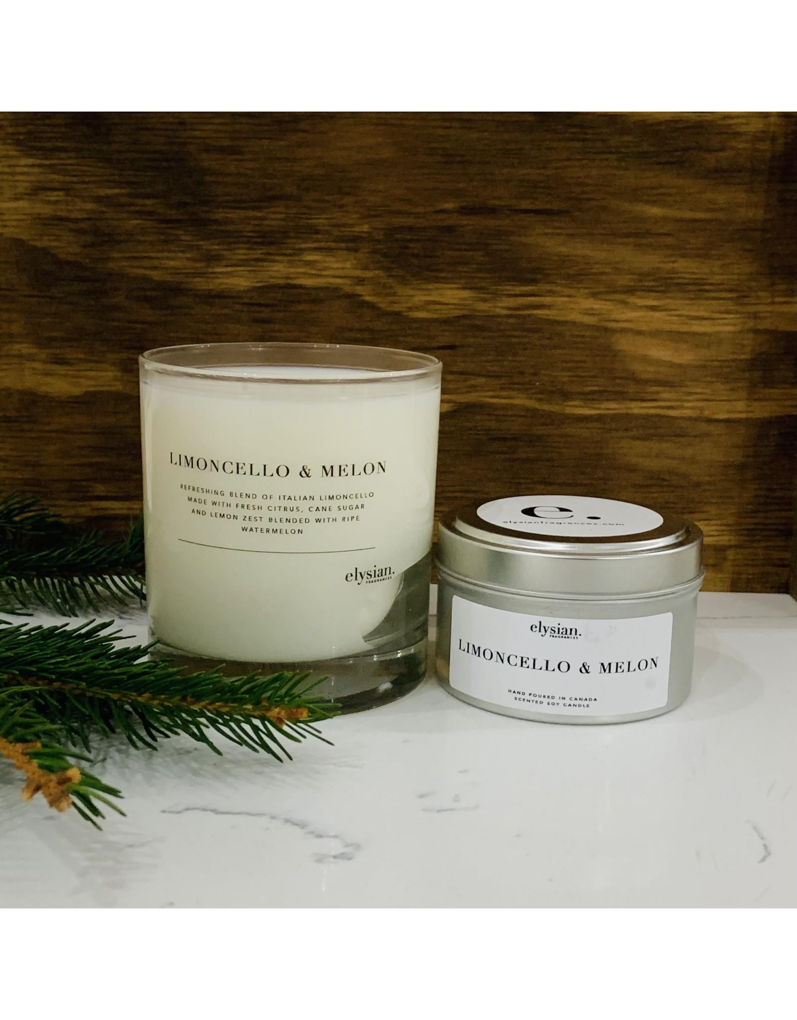 Elysian Fragrances 100% Soy Candle