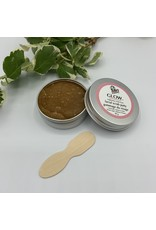 Elva's All Naturals GLOW Facial Scrub Putty