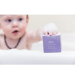 Upfront Cosmetics Shampoo Bar for Babies and Kids by Upfront Cosmetics