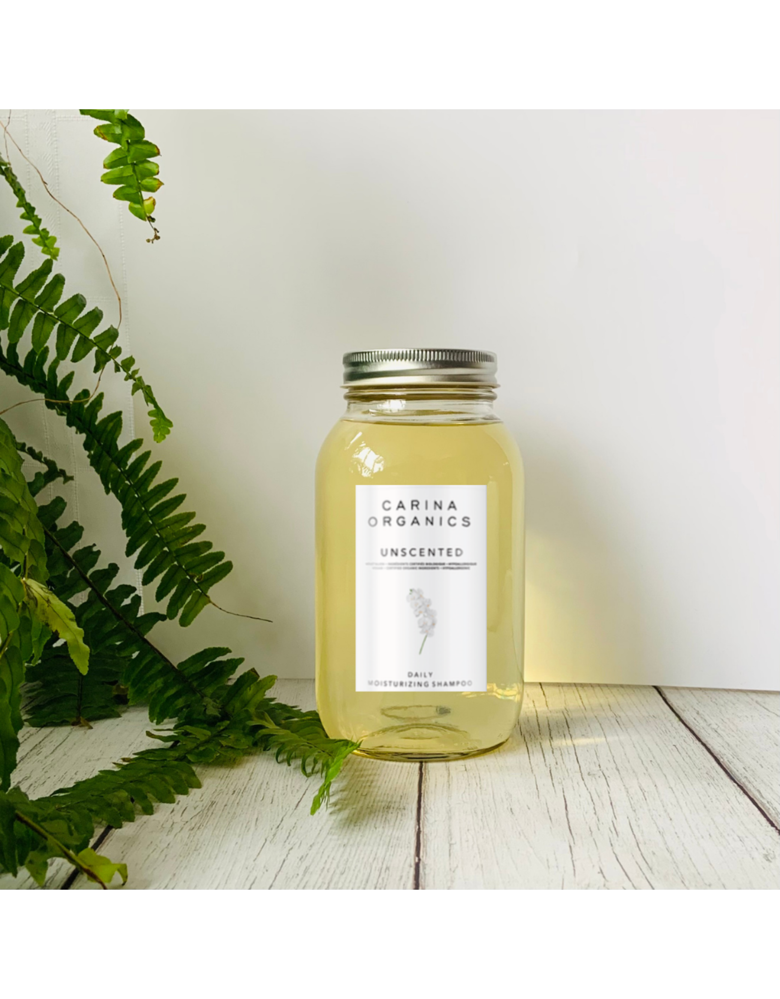 Carina Organics HomeFill - Daily Moisturizing Shampoo by Carina Organics