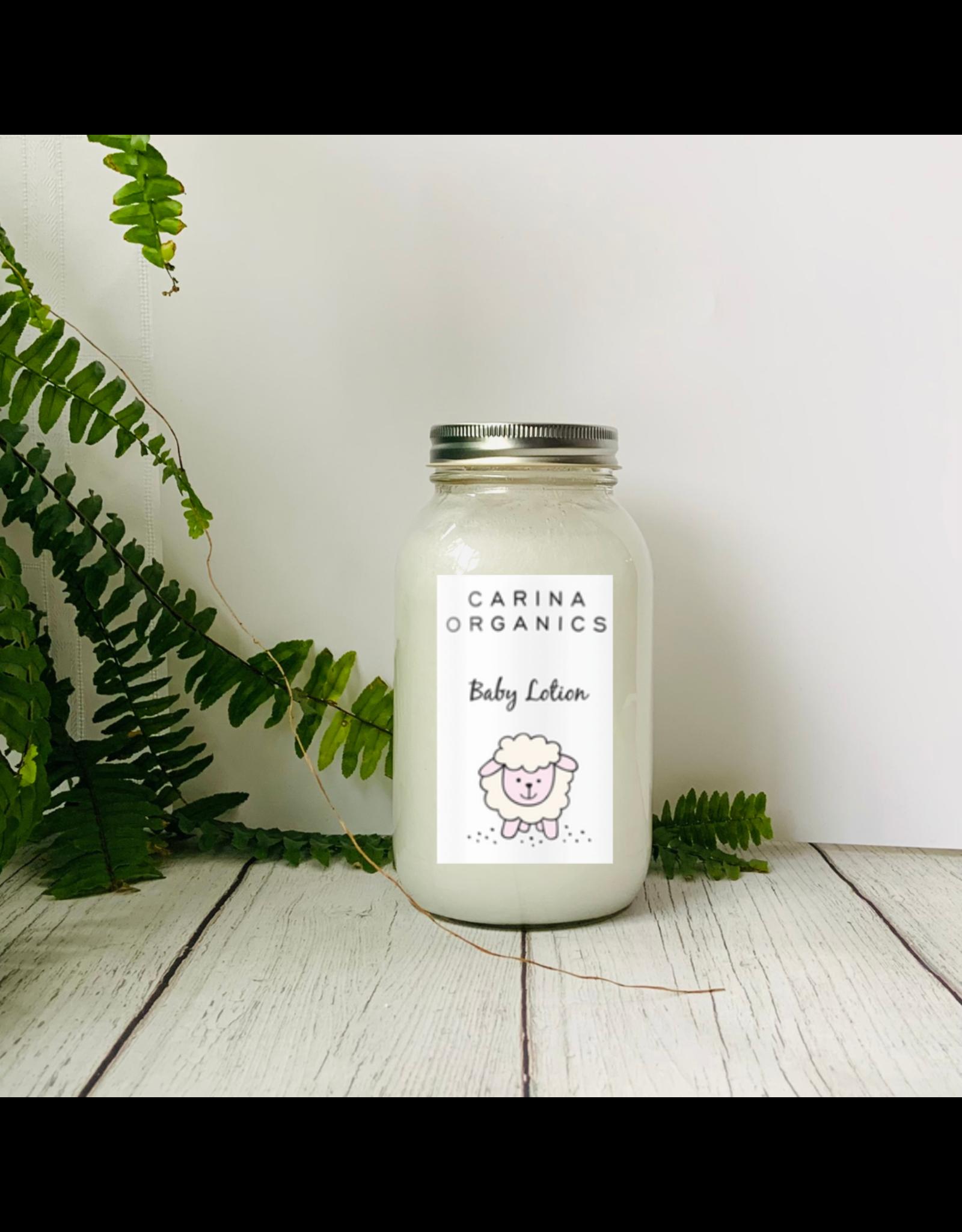 Carina Organics HomeFill - Baby Body Lotion by  Carina Organics