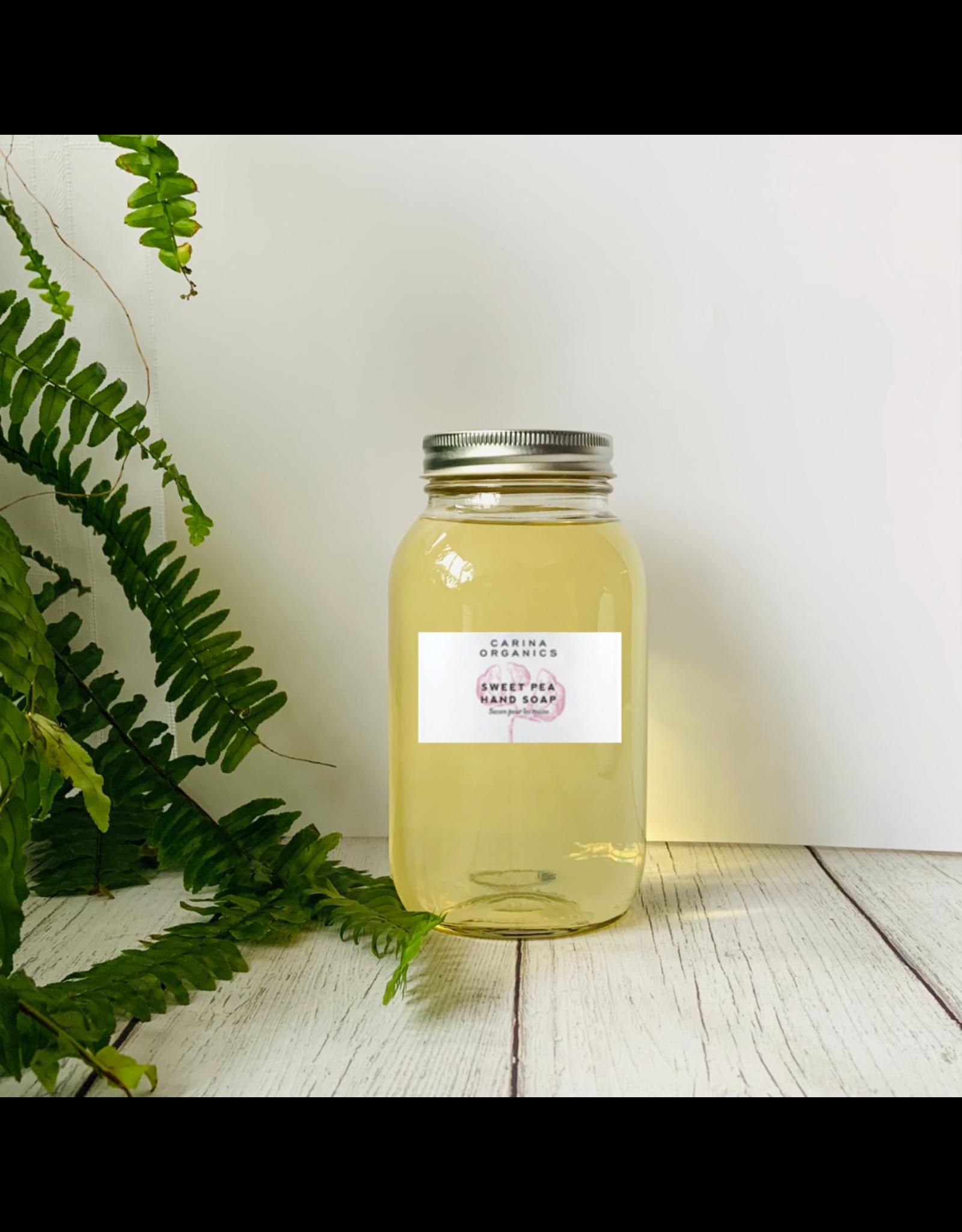 Carina Organics HomeFill - Hand Soap by Carina Organics