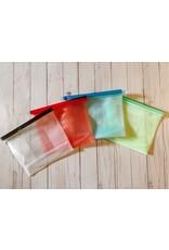Medium Reusable Silicone Food Storage Bag