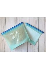 Large Reusable Silicone Food Storage Bag